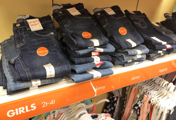 8a5c3ee80a1b Buy 2 Jumping Beans Toddler Jeans  22.00