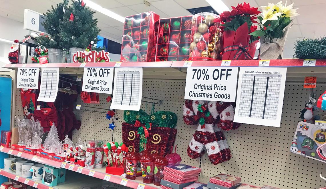 Walgreens Christmas Lights.70 Off Christmas Clearance At Walgreens The Krazy Coupon