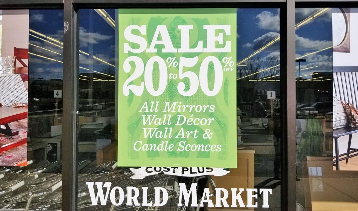 Up to 50% Off Mirrors, Wall Decor and Wall Art at World Market + ...