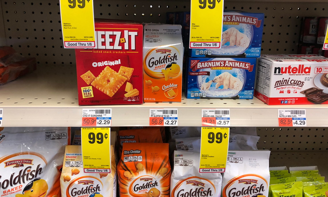 Cheez it coupons september 2018
