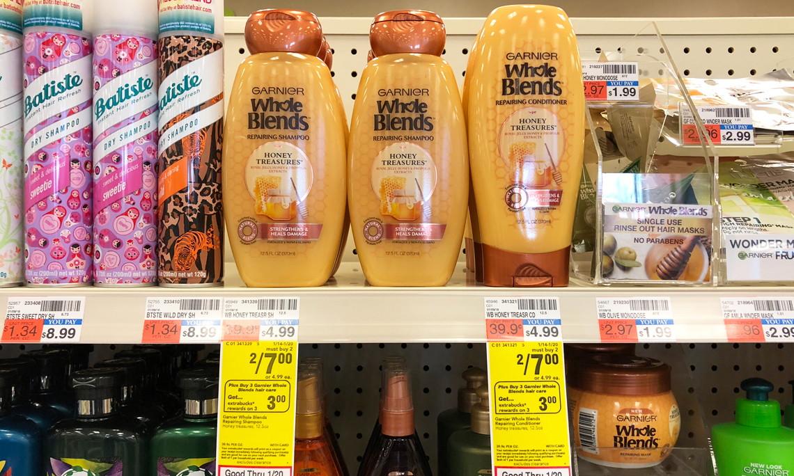 Surprise Deal! Garnier Whole Blends, Only $0.75 at CVS!