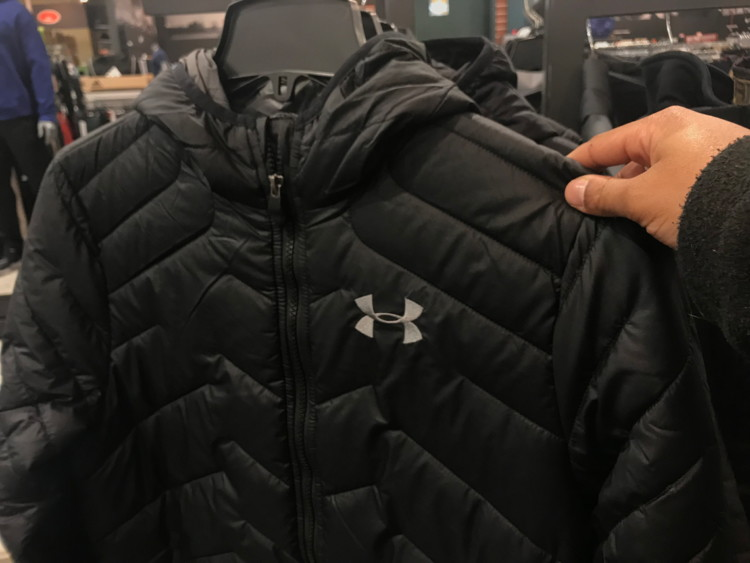 fafe80704 Buy 1 Under Armour Boys' Feature Puffer Jacket $59.99. Receive 25% discount  at checkout. Free shipping on orders of $49.00 or more. Final Price: $44.99