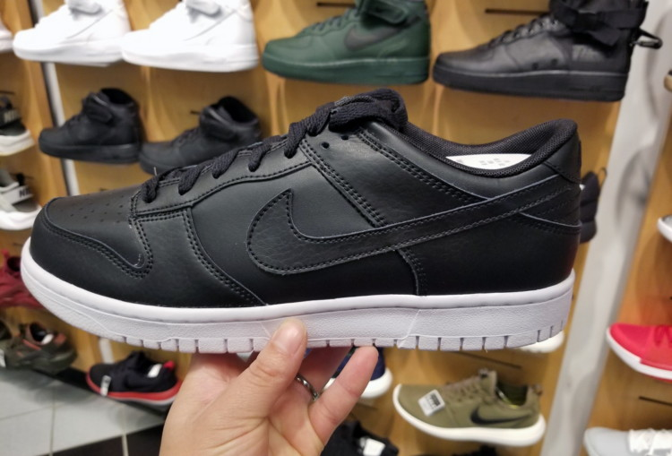 Buy 1 Men's Nike Dunk Low Casual Shoes ( reg $89.99 ) $44.98. Free in-store  pickup or $7.00 flat-rate shipping. Final Price: $49.98