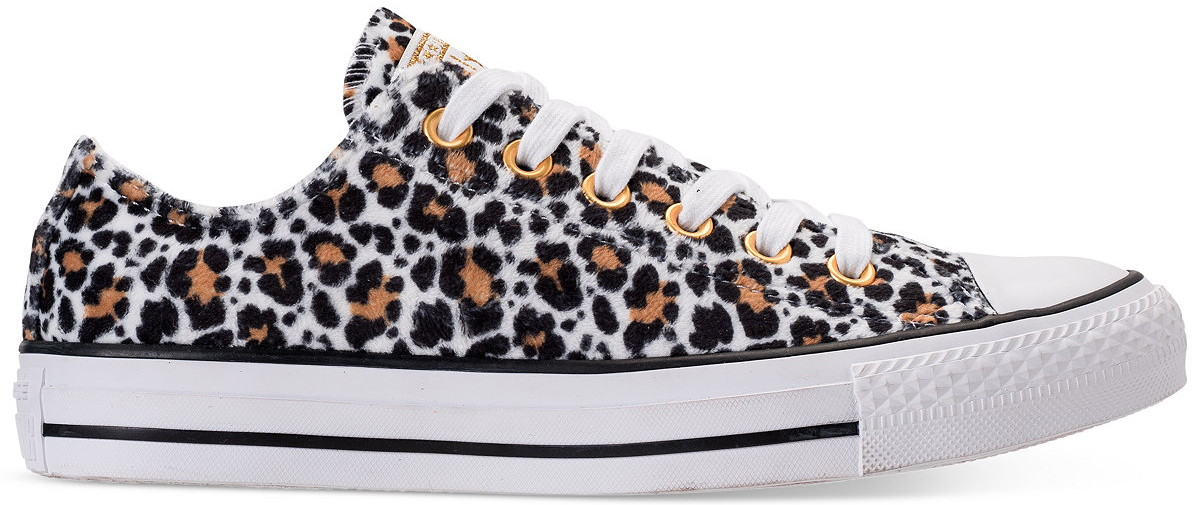 52d6c2c6d0a5 Buy 1 Converse Women s Chuck Taylor High-Top Animal Print Casual Sneakers  (reg.  65.00)  22.48. Free shipping on orders of  99.00 or more or with the  ...