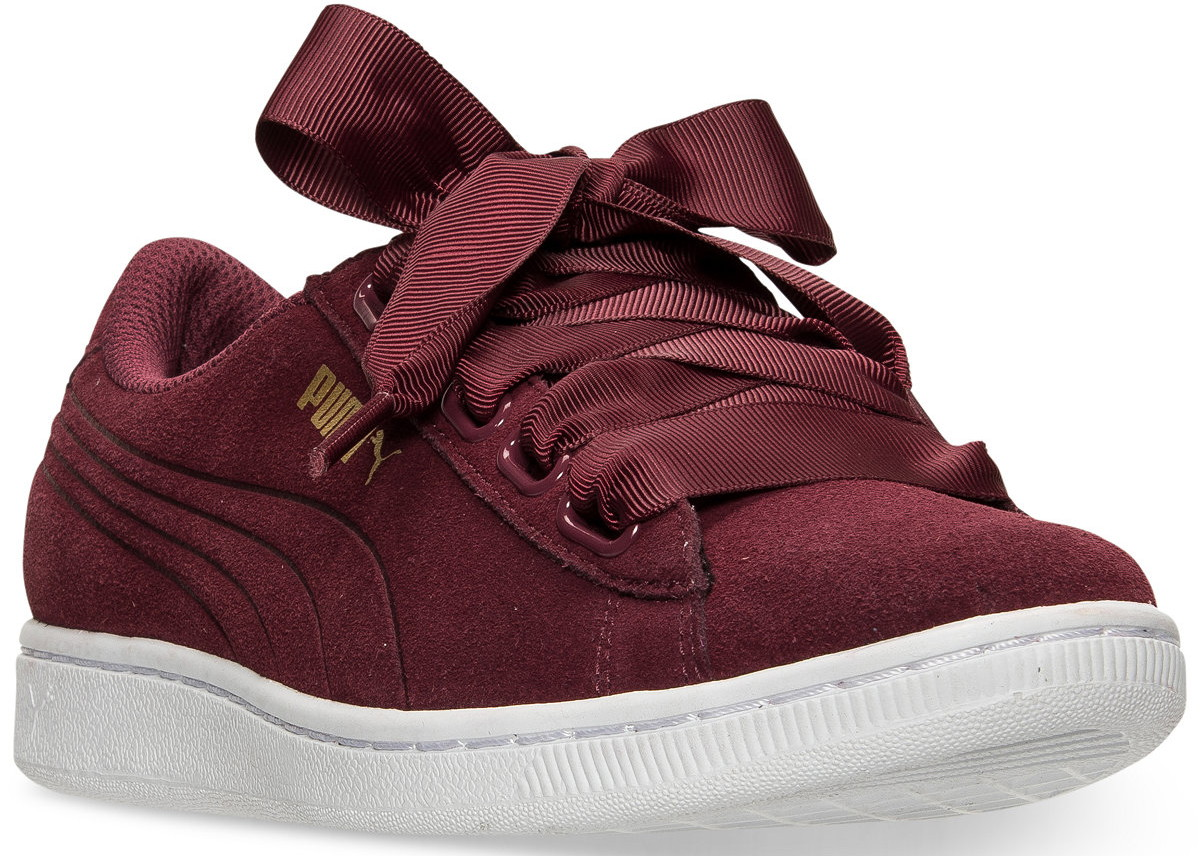 d873a1facf8 Buy 1 Puma Women s Vikky Ribbon Casual Sneakers (reg.  64.99)  29.99. Free  shipping on orders of  99.00 or more or with the purchase of any beauty  item (no ...
