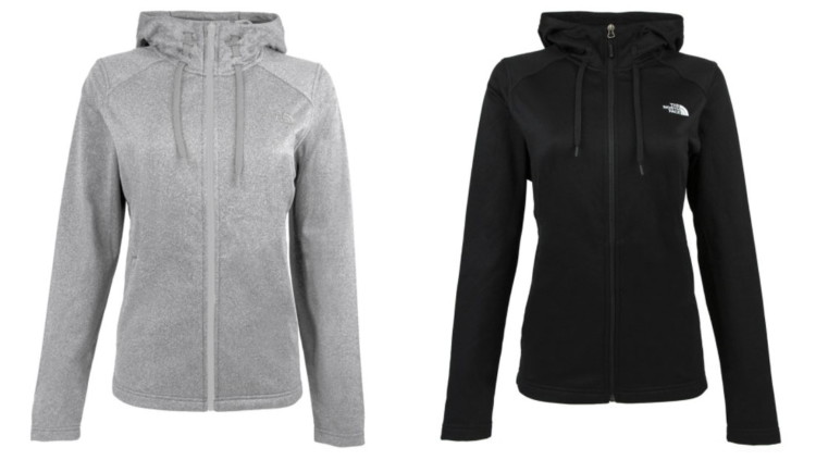 1af4f4907 The North Face Women's Tech Mezzaluna Hoodie, Only $42 Shipped ...