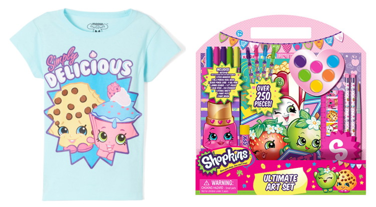 Shopkins Dolls, Apparel & More, as Low as $4.99 – Save up to 70%!