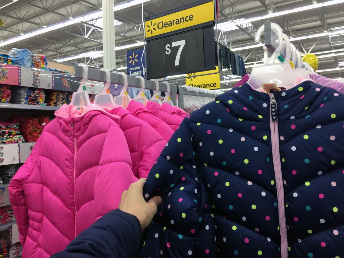 $6.50 Women's & $7.00 Kids' Puffer Jackets at Walmart ...