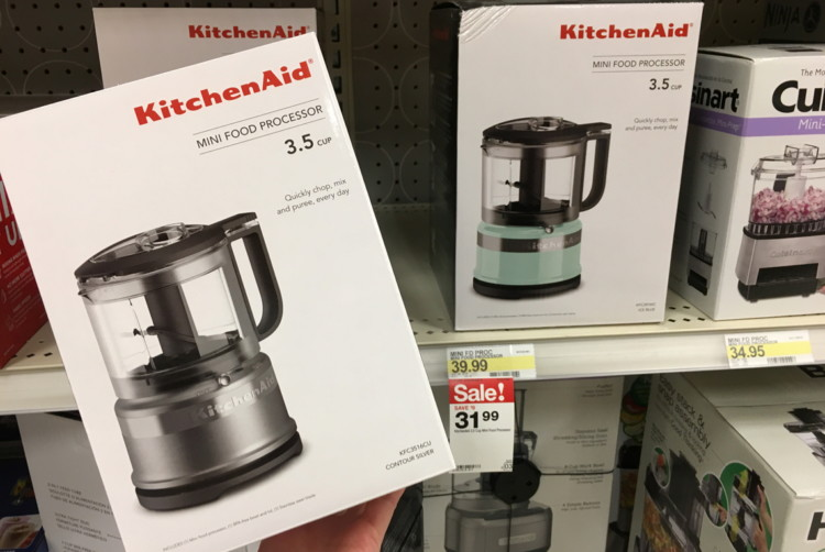 KitchenAid Sale: Mixers, Food Processors & More, Up to 56 ...