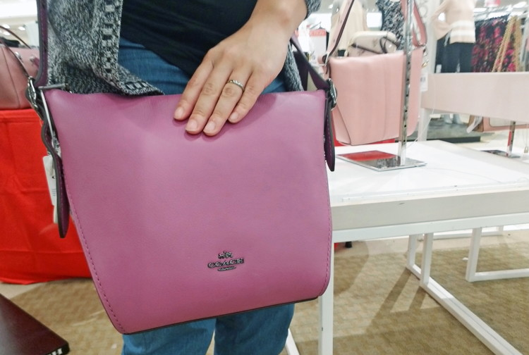 multiple colors latest selection uk availability 40% Off Coach Bags at Macy's: Pay as Low as $135 Shipped ...