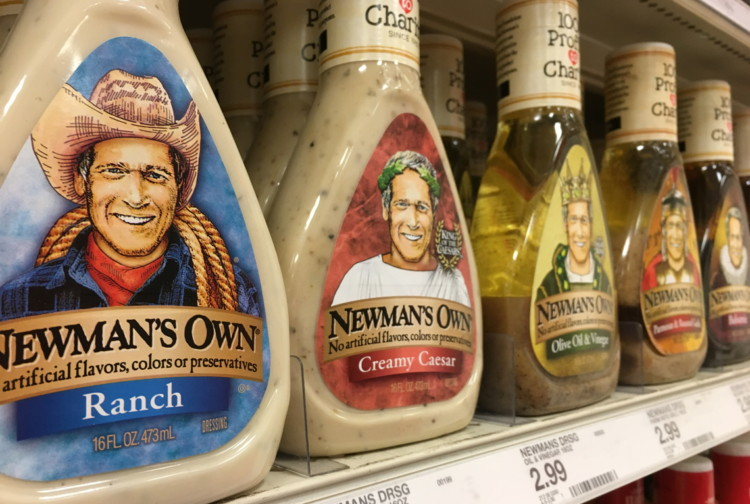 Newman's Own Salad Dressing, Only $0.99 at Target!