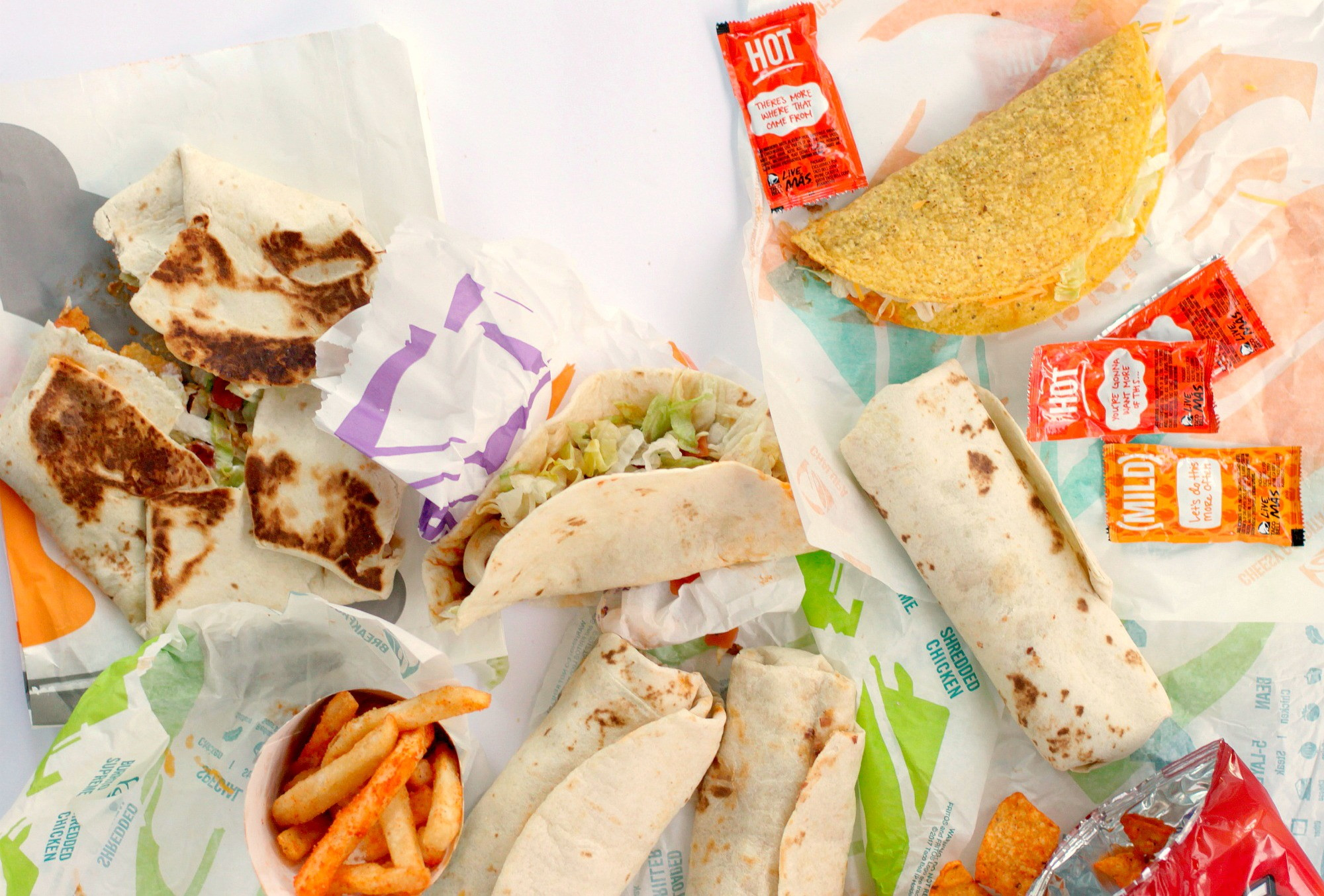 photograph about Taco Bell Coupons Printable known as Each individual Taco Bell Hack Youve At any time Preferred - The Krazy Coupon Girl