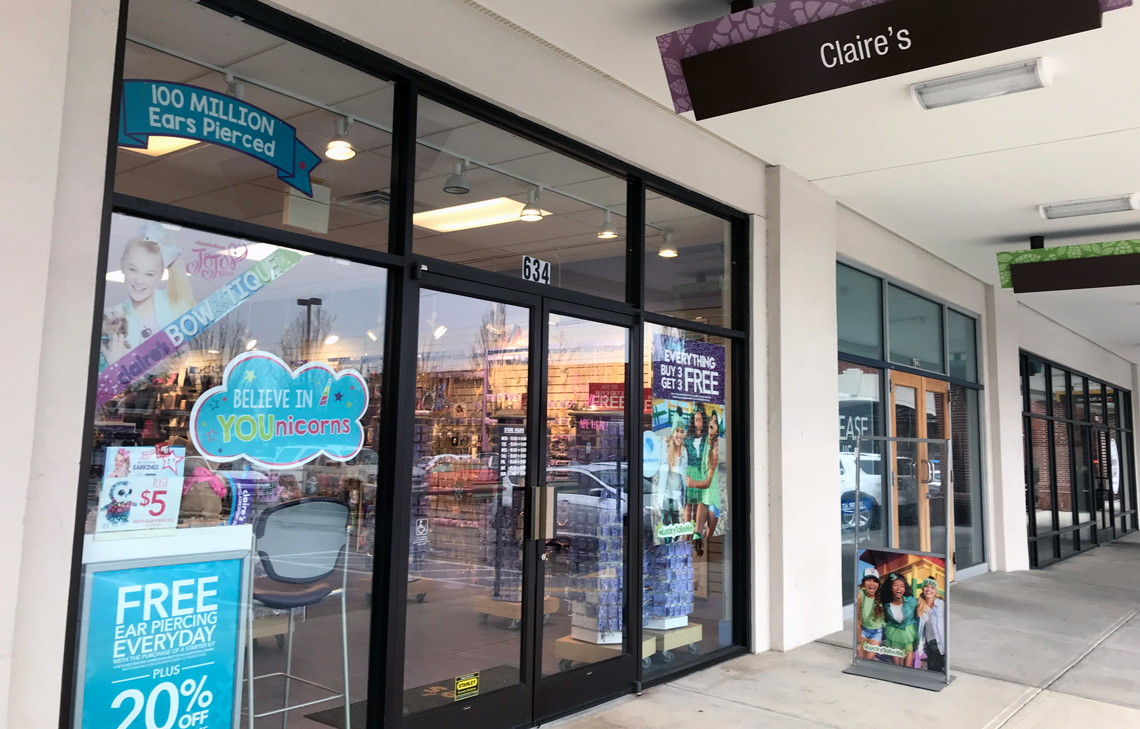 Claire's Bankruptcy Filing Announced: Is Claire's Actually ...