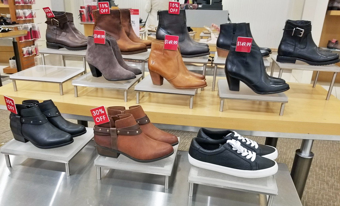 e4b21c806cbd Over 50% Off Frye Ankle Booties at Macy s! - The Krazy Coupon Lady