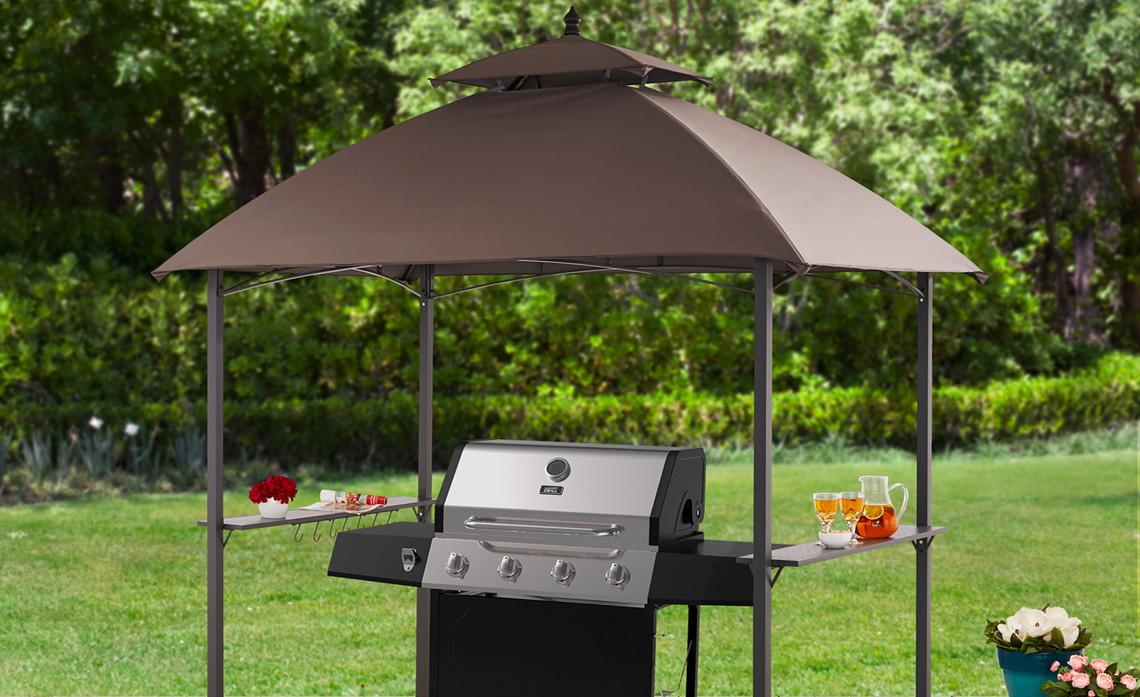 Walmart.com Outdoor Canopy Top Grill Gazebo Only $89 Shipped (Reg. $170)! & Walmart.com: Outdoor Canopy Top Grill Gazebo Only $89 Shipped ...
