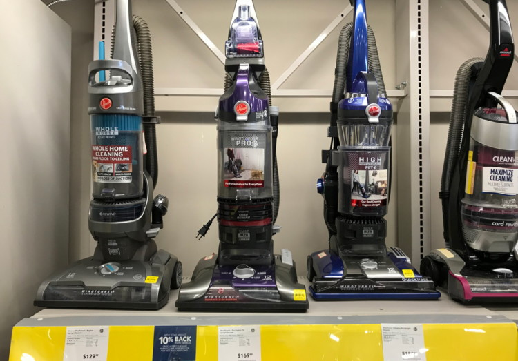 Hoover WindTunnel Pro Pet 3 Vacuum Only 60 at Best Buy Coupons