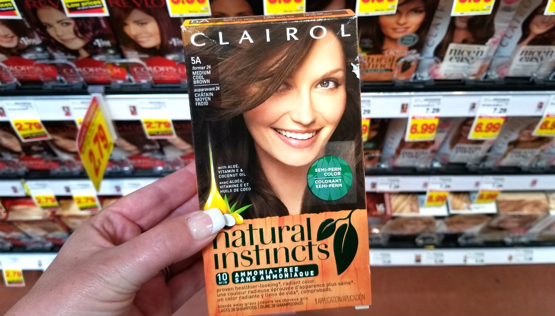 Moneymaker Clairol Hair Color At Kroger The Krazy Coupon Lady