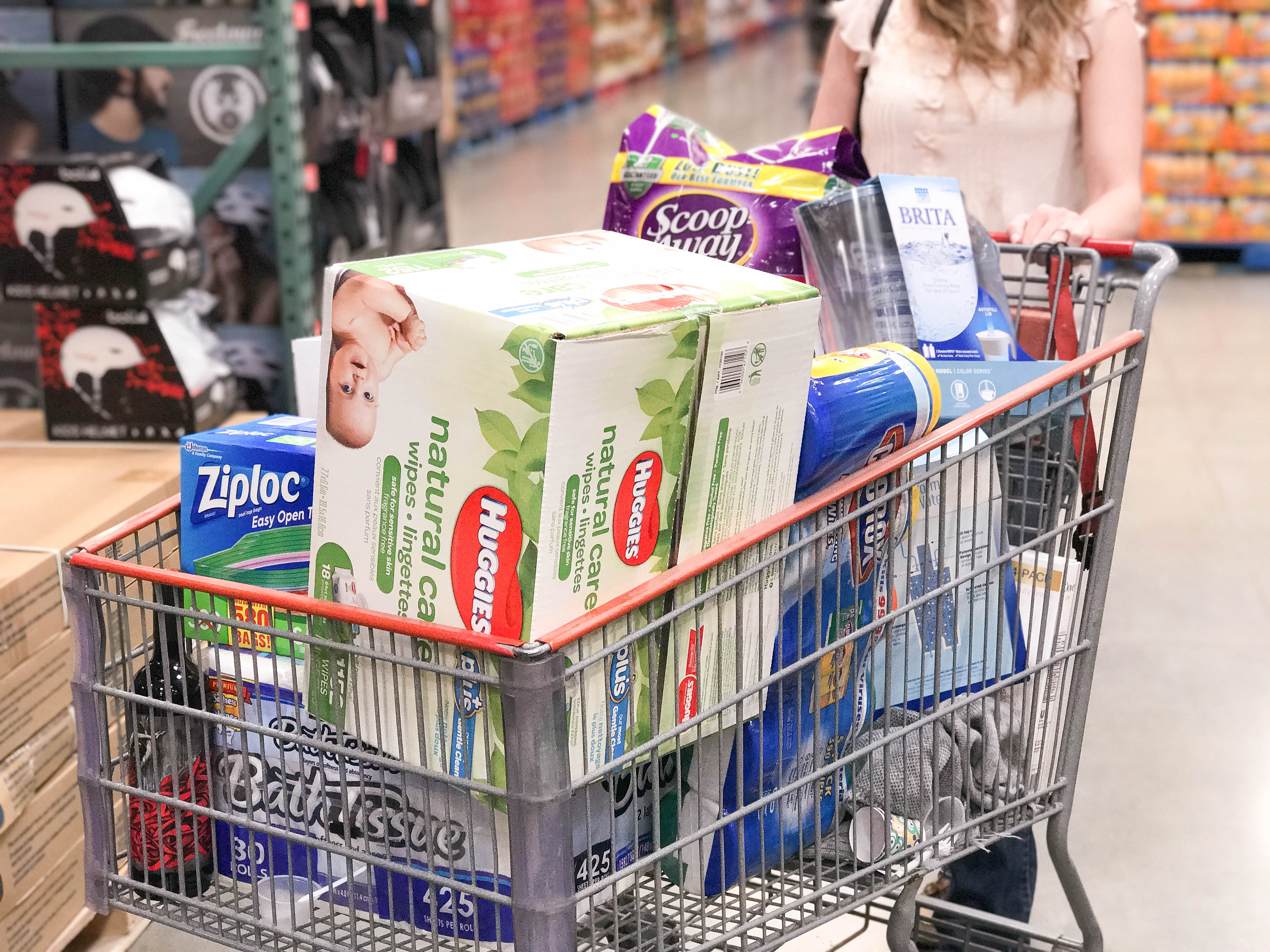 57319211f46 How to Shop Costco & Sam's Club Without Buying a Membership in 2019 - The  Krazy Coupon Lady