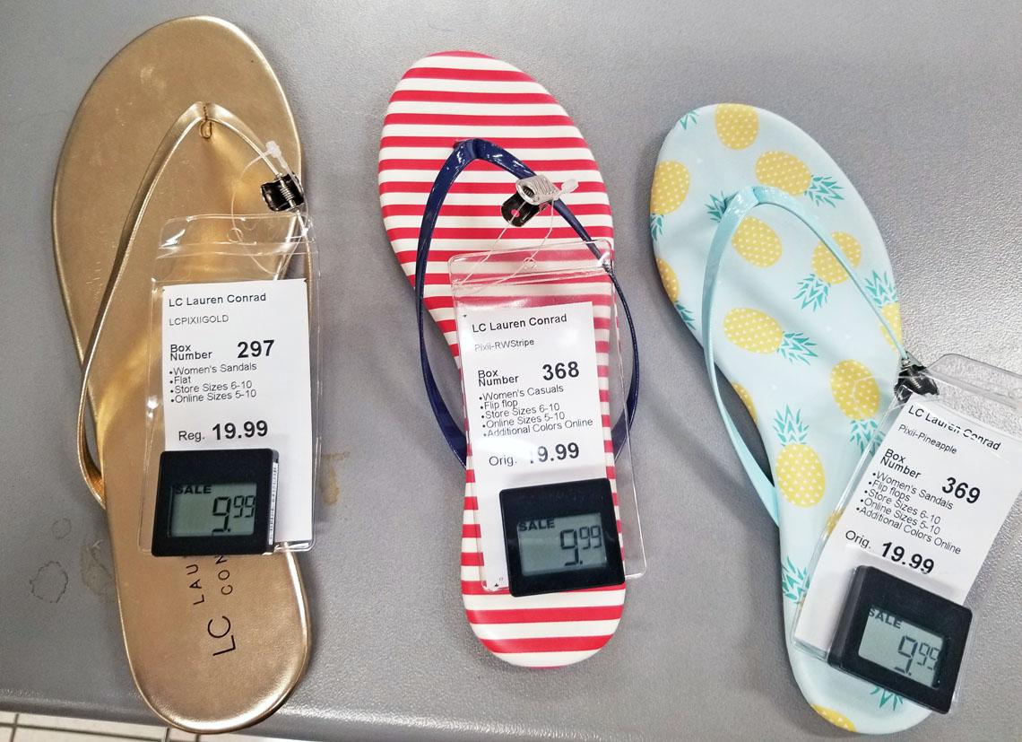 40df6abbbb74 Kohls.com  Women s Sandals and Flip Flops