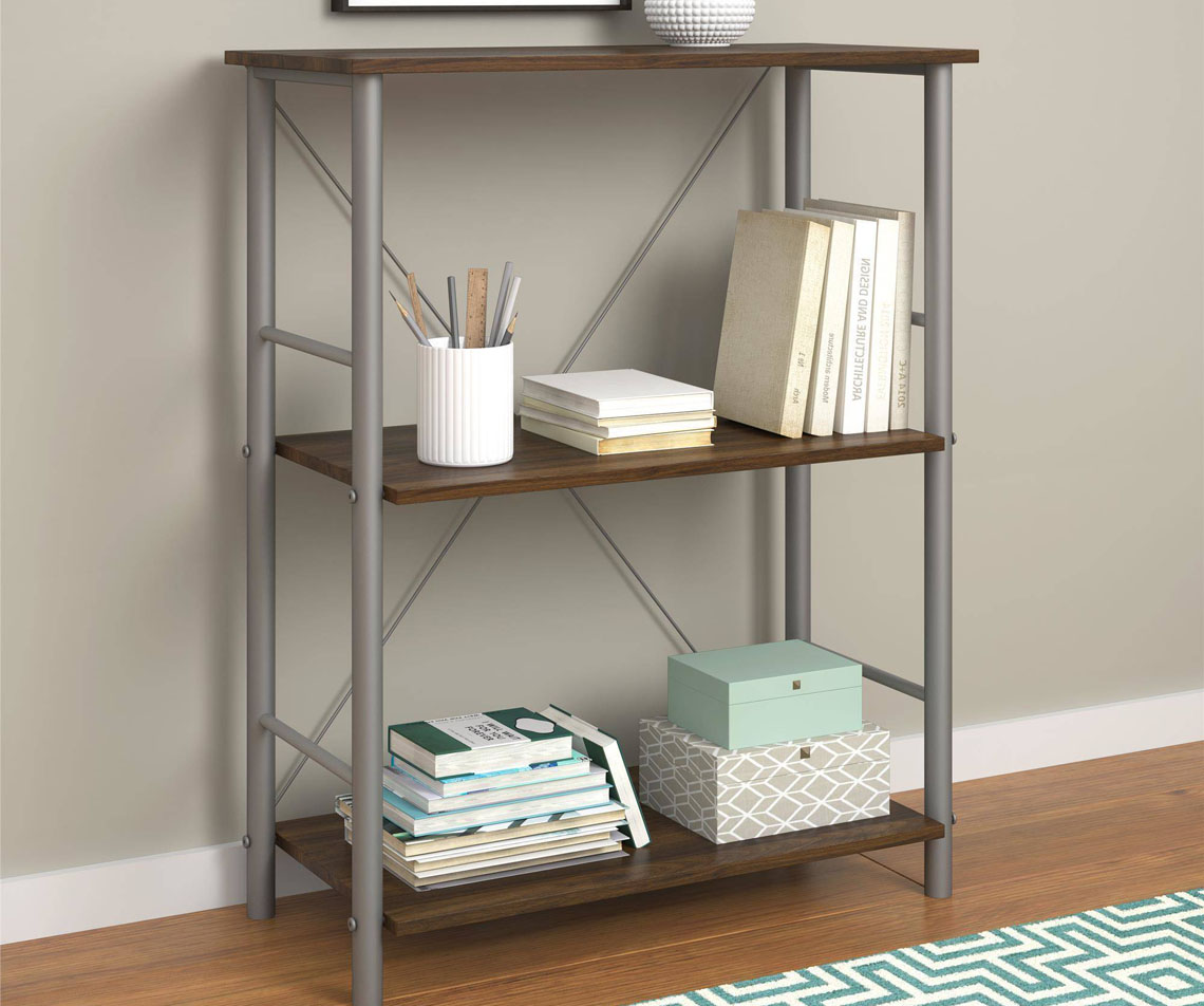 at lacquer buy care bookcase white drew now uk instructions habitat shelf and bamboo