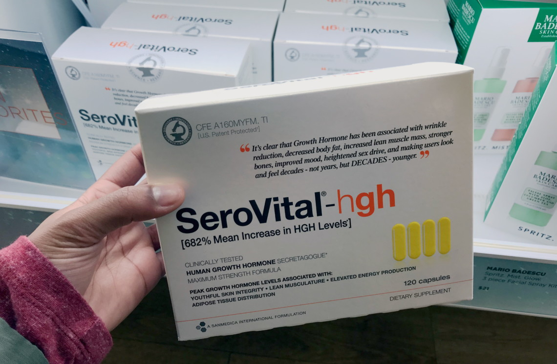 SeroVital-hgh Supplement, Only $49 50 at Ulta! - The Krazy