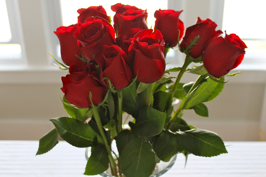 96 Farm Fresh Red Roses For 6116 On Amazon Free Delivery The