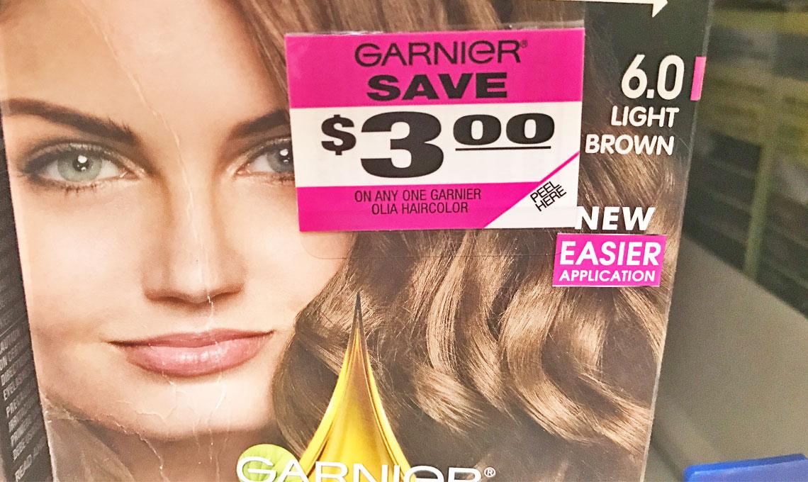 Garnier Olia Hair Color As Low As 297 At Walmart Save 500