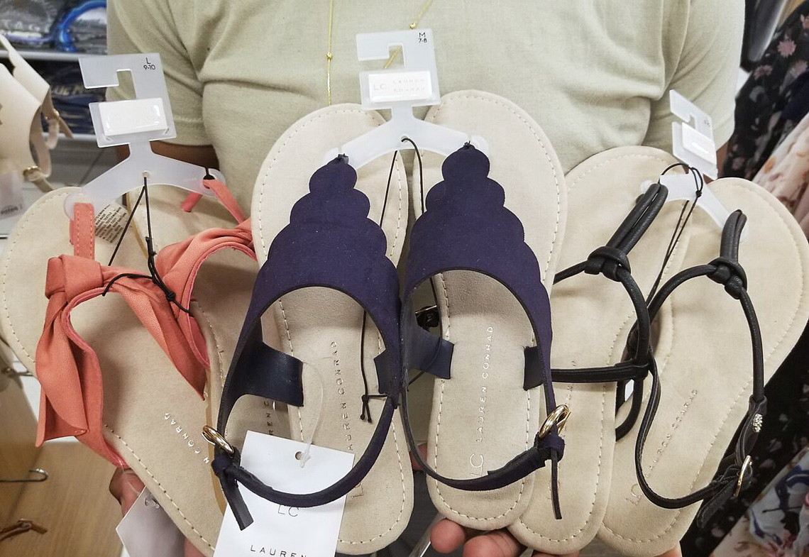 6626457a9c697 Kohls.com  LC Lauren Conrad Women s Sandals