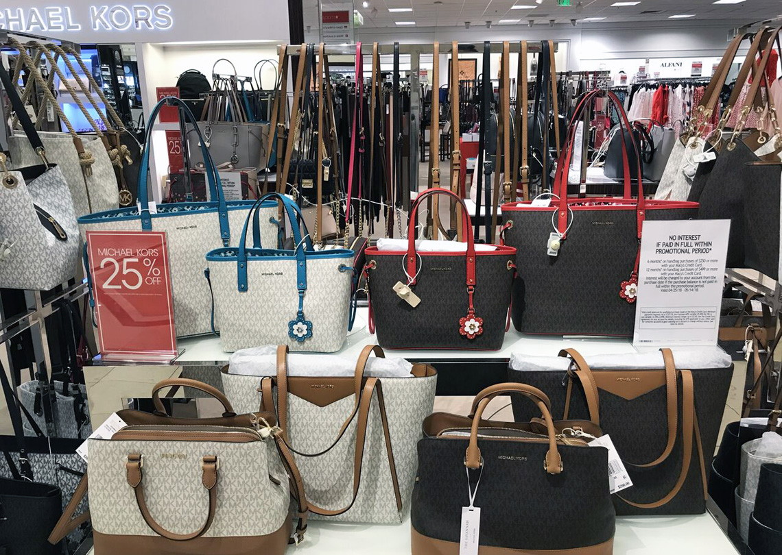 ae9e044b5fa7 60% Off Michael Kors Handbags at Macy s – Pay as Low as  50.93! - The Krazy  Coupon Lady
