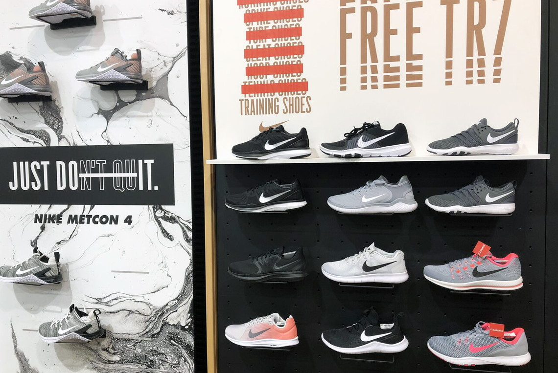 Nike Shoes, as Low as $40 at Dick's Sporting Goods The