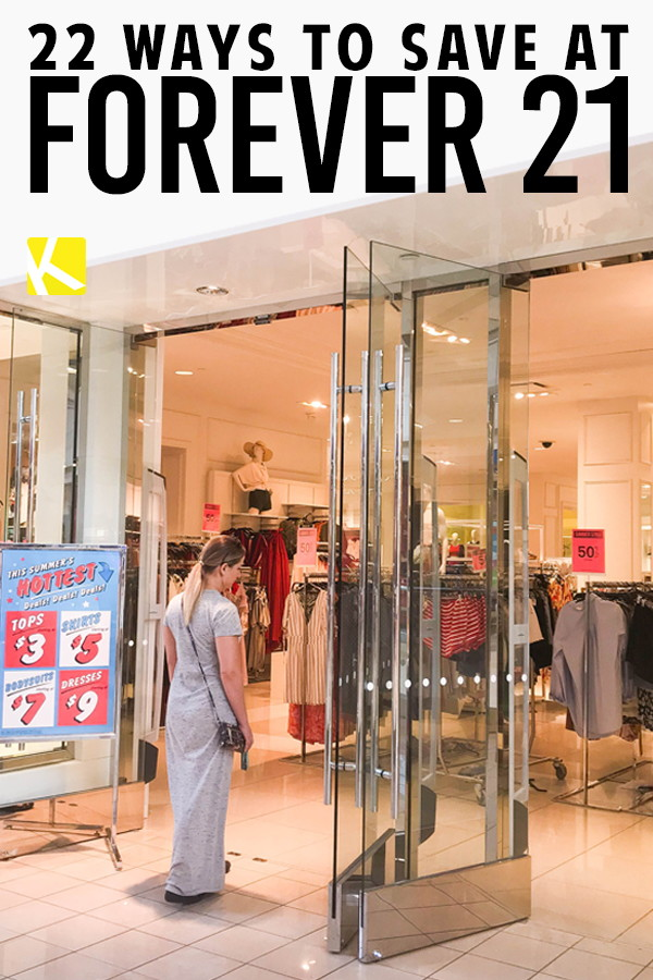 f558e9d71 22 Ways to Save at Forever 21 That Your Friends Probably Don't Know ...