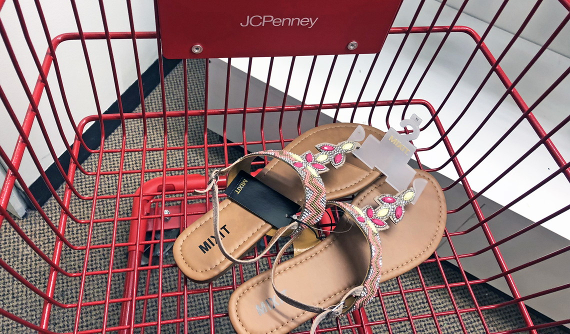a2c2207621b9 JCPenney.com  Sandals   Slides