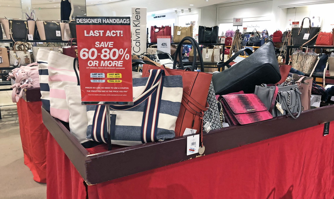 2c074f1c13 Designer Bag Clearance at Macy's: Michael Kors, Calvin Klein & More! - The  Krazy Coupon Lady