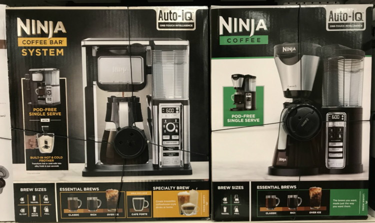 Target com: Up to 52% Off Ninja Coffee Makers & Coffee Bars