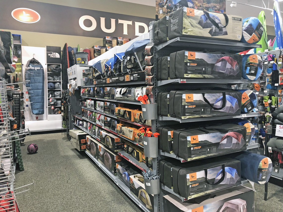 new balance outlet tent sale