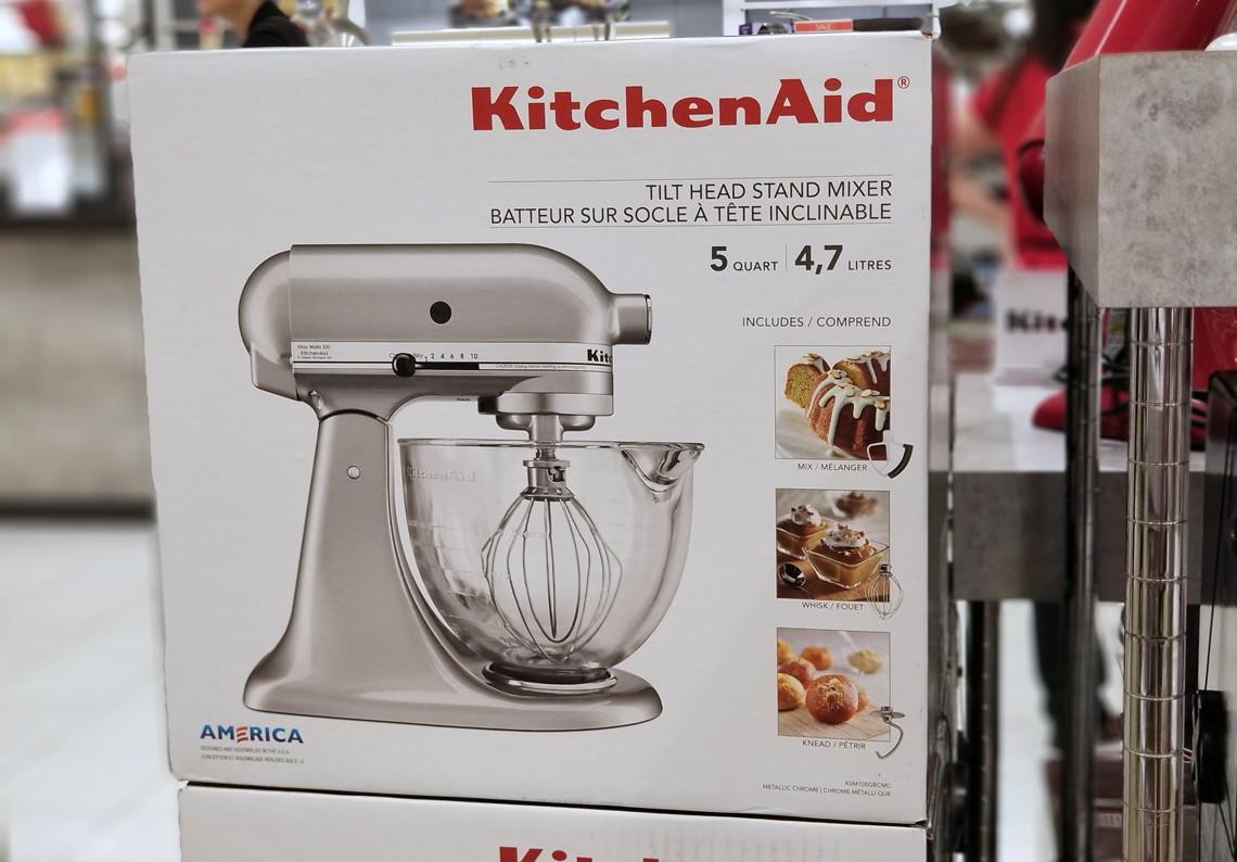 Macy Kitchenaid Mixer 4 5 Qt Kitchen Appliances Tips And