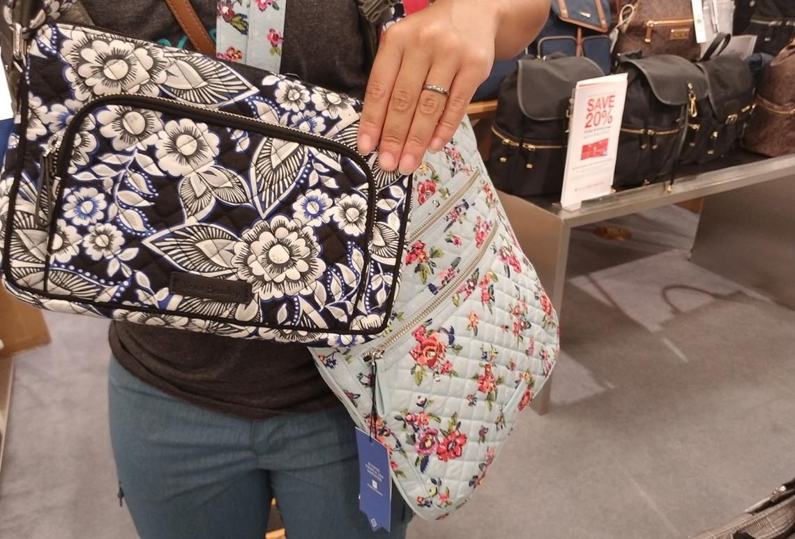 Extra 25% Off Vera Bradley Handbags at Macy s  2.0 Tote 21b53e9859413