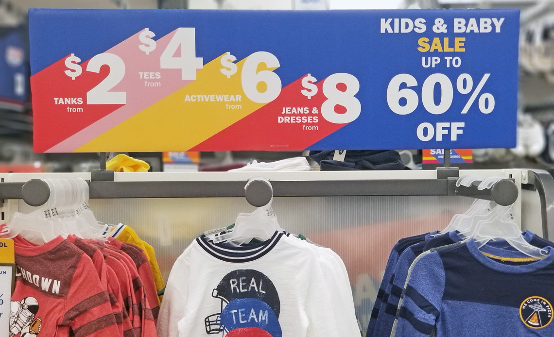 The Biggest Kids & Baby Sale of the Year at Old Navy - Prices Start ...