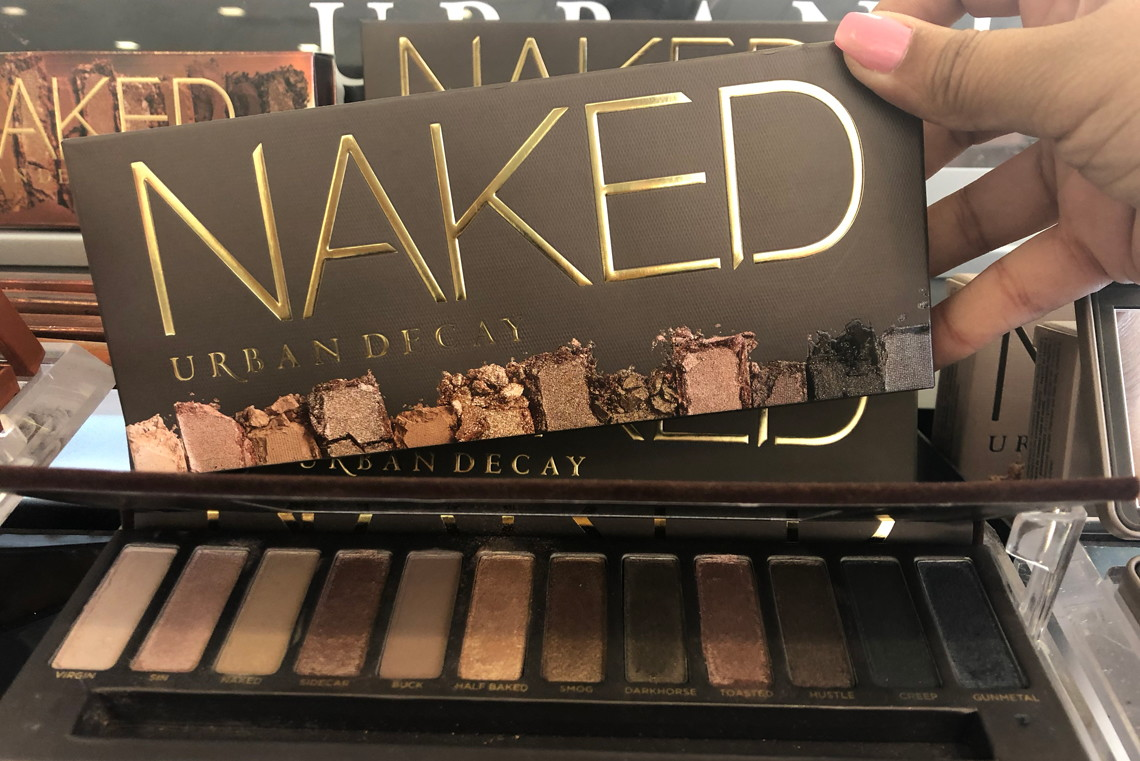 ba30f7e1d9a5 Urban Decay Naked Palette