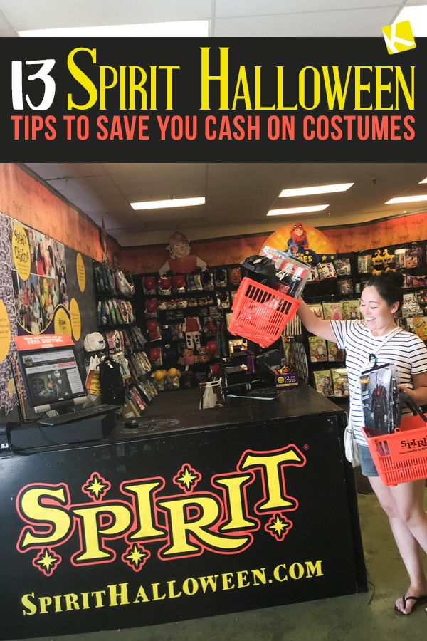 graphic relating to Spirit Halloween Coupon Printable titled 13 Spirit Halloween Ideas in direction of Conserve By yourself Dollars upon Costumes - The
