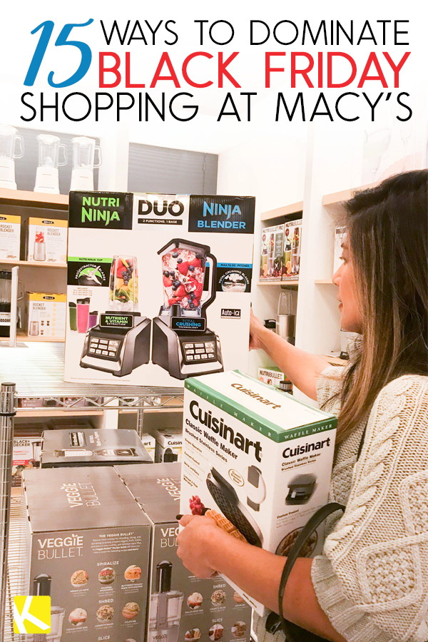 15 Ways To Dominate Macy S Black Friday 2018 Deals The