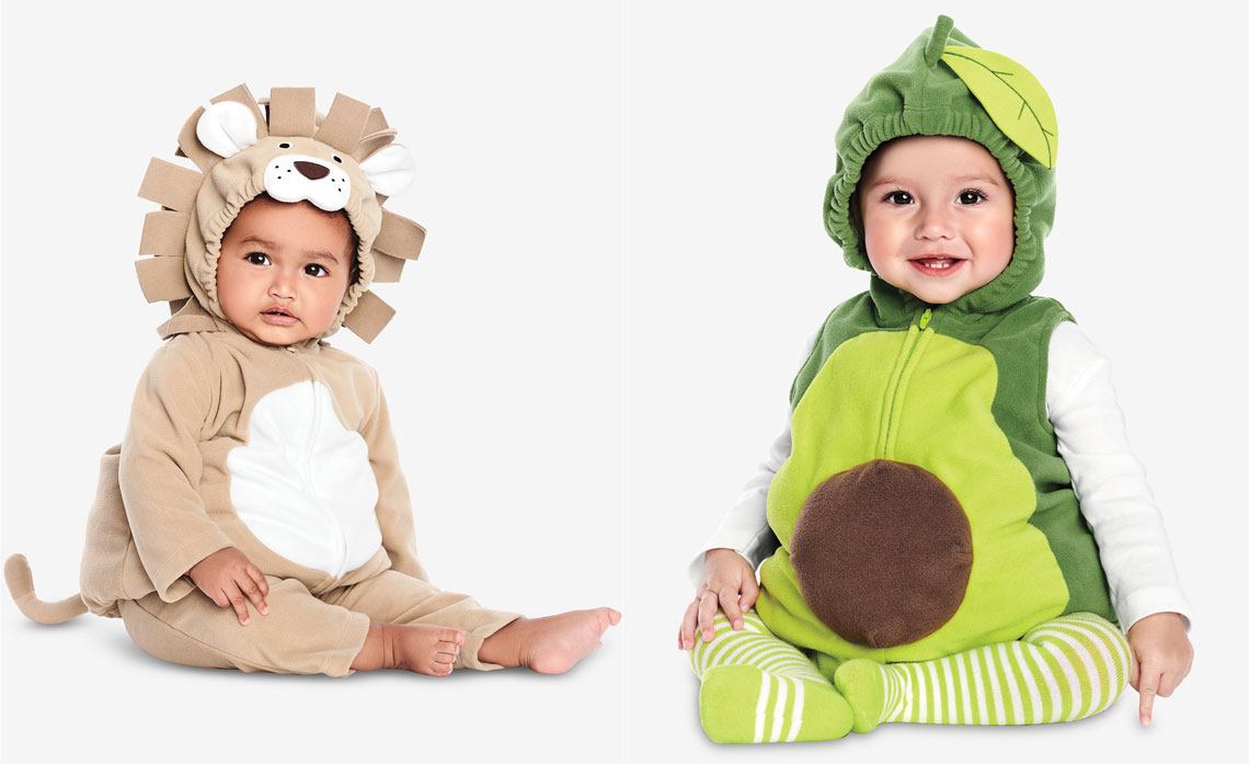 50 off carter s baby halloween costumes at macy s the krazy