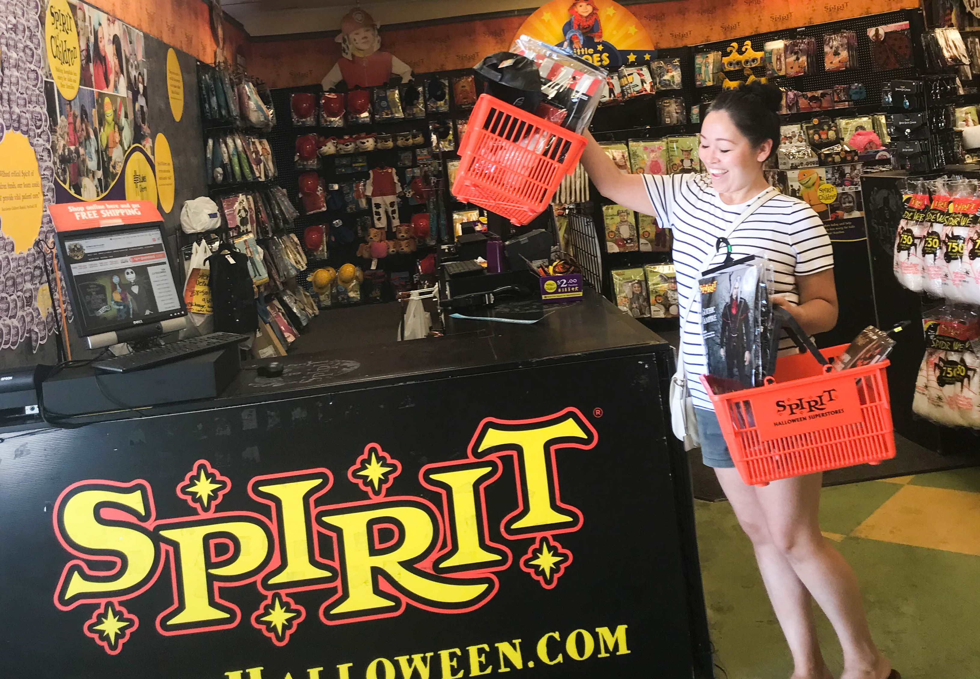 photograph relating to Printable Spirit Halloween Store Coupon identified as 13 Spirit Halloween Recommendations in the direction of Help you save Your self Income upon Costumes - The