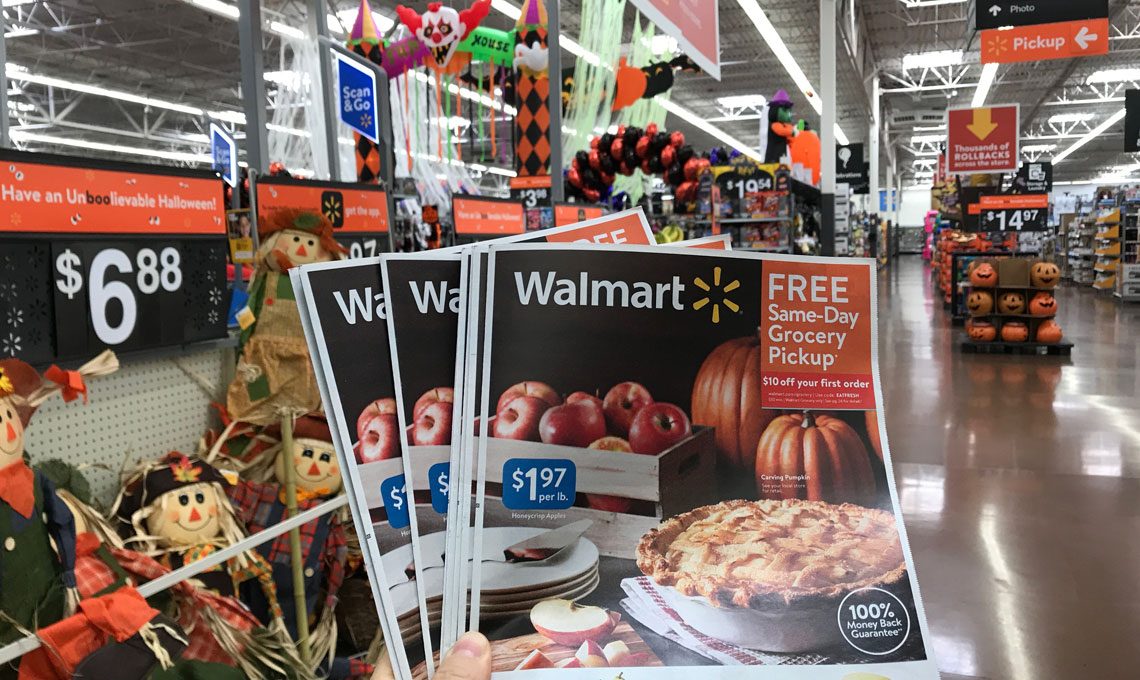 Walmart Coupons - The Krazy Coupon Lady