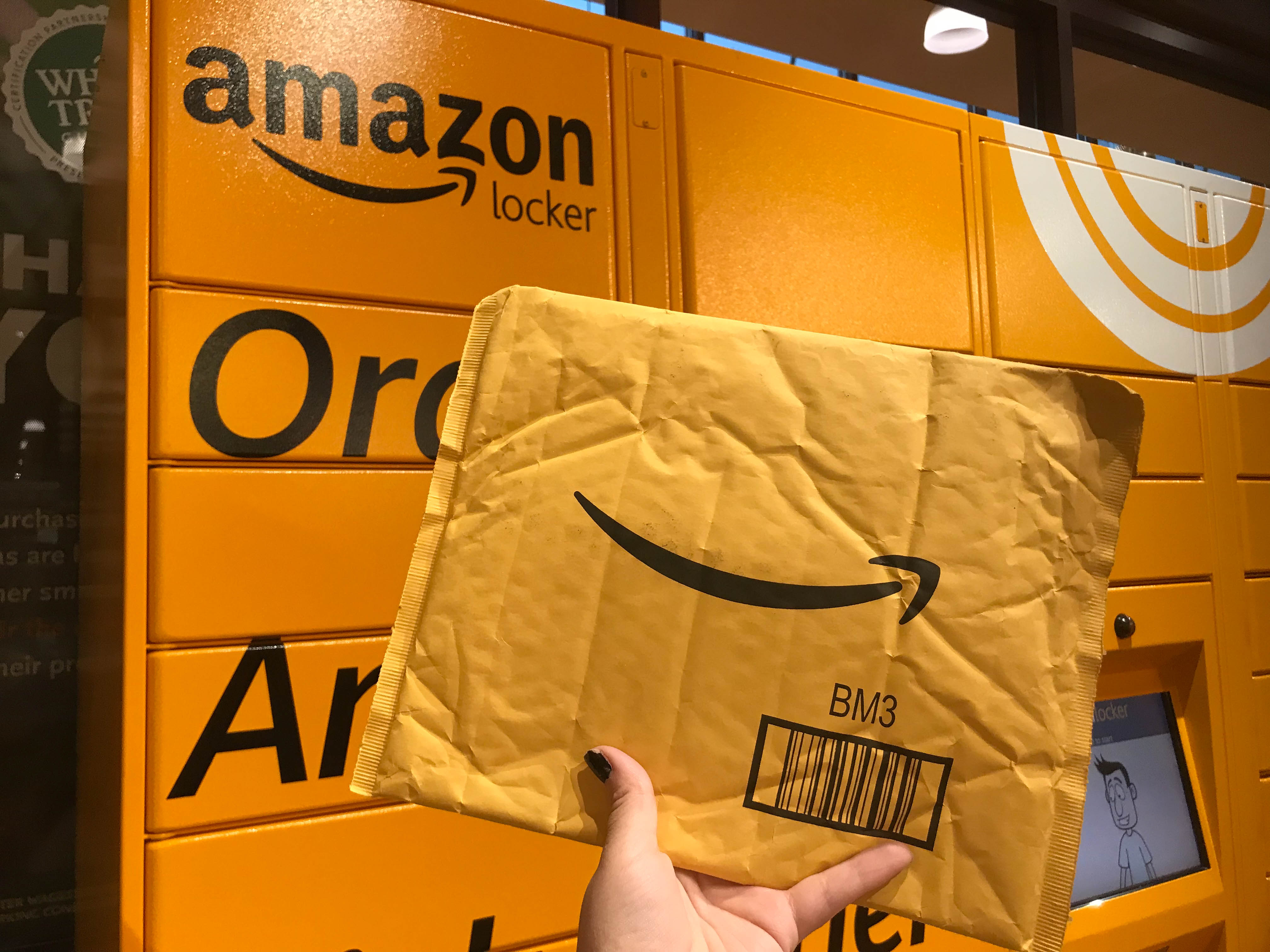 7 Things You Should Know About Amazon Lockers - The Krazy