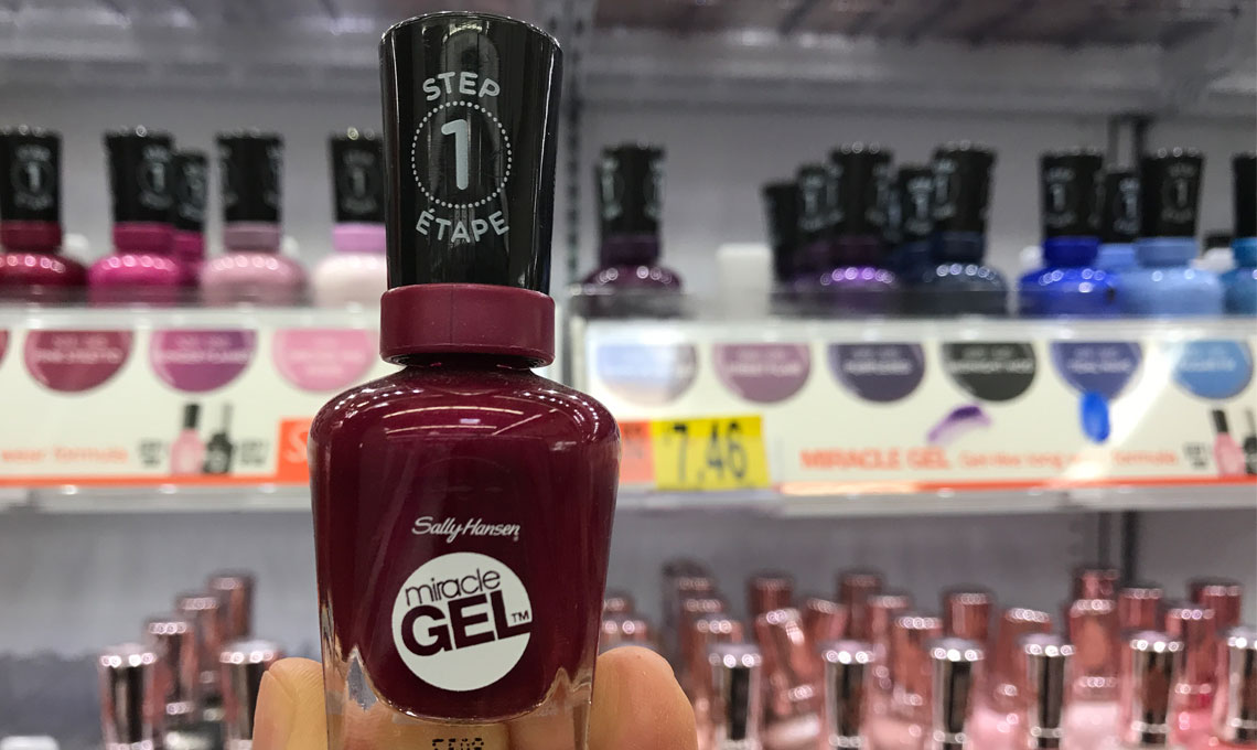 75+ Sally Hansen Gel Kit Walmart - nail art design
