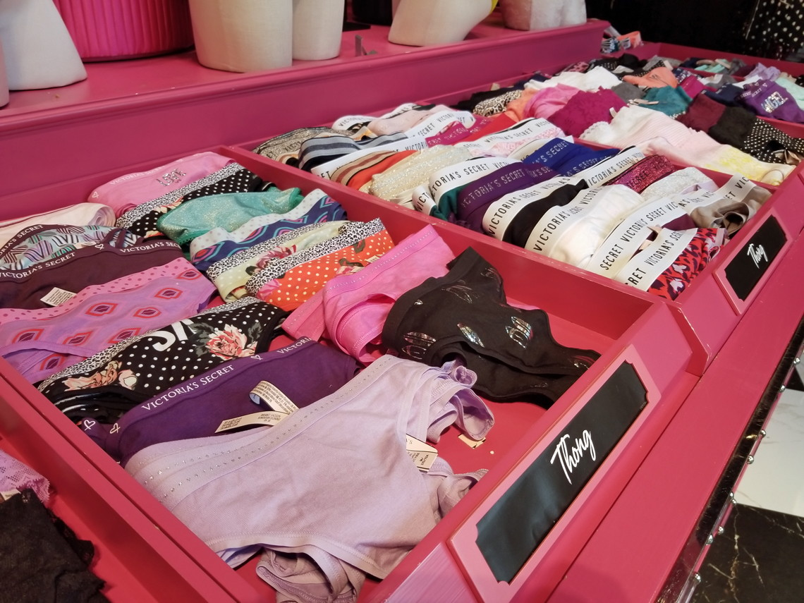 9f11cafb7a787 Victoria's Secret PINK Panties, Only $3.74 (Reg. $10.50)! - A ...