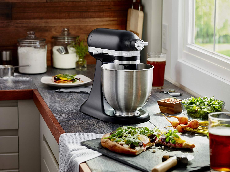 Kitchenaid Artisan Mini Series Stand Mixer 160 On Amazon