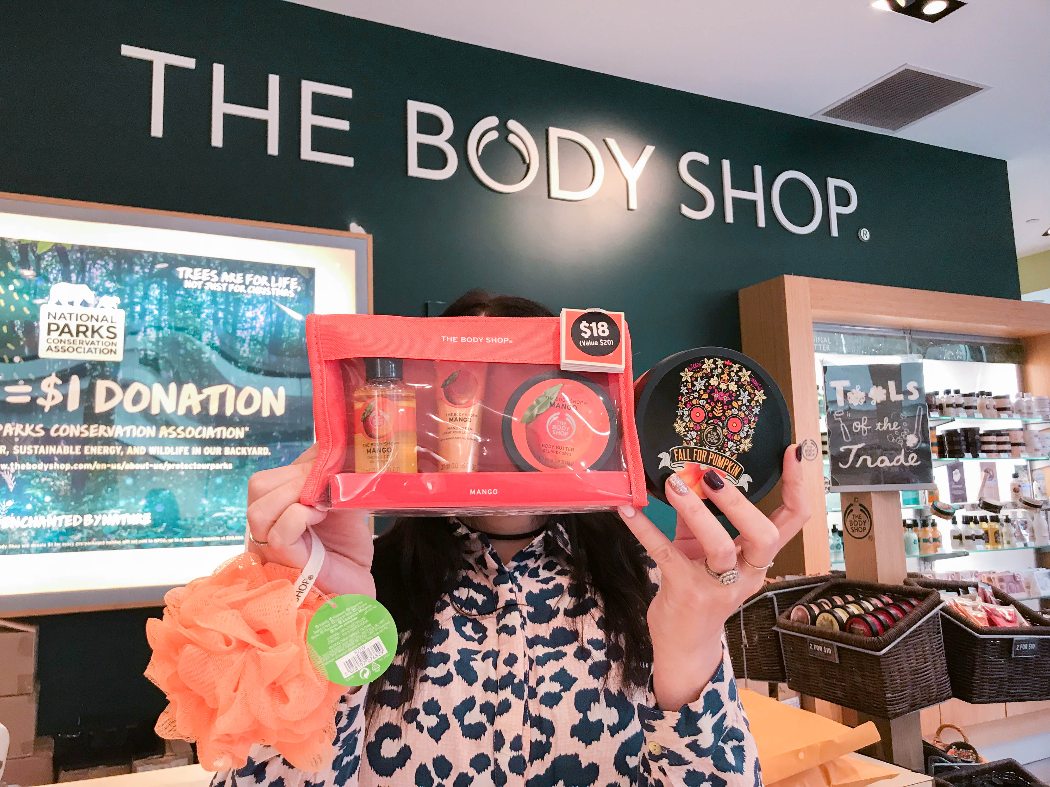 $5 Gift Sets + Free Shipping at The Body Shop! - A