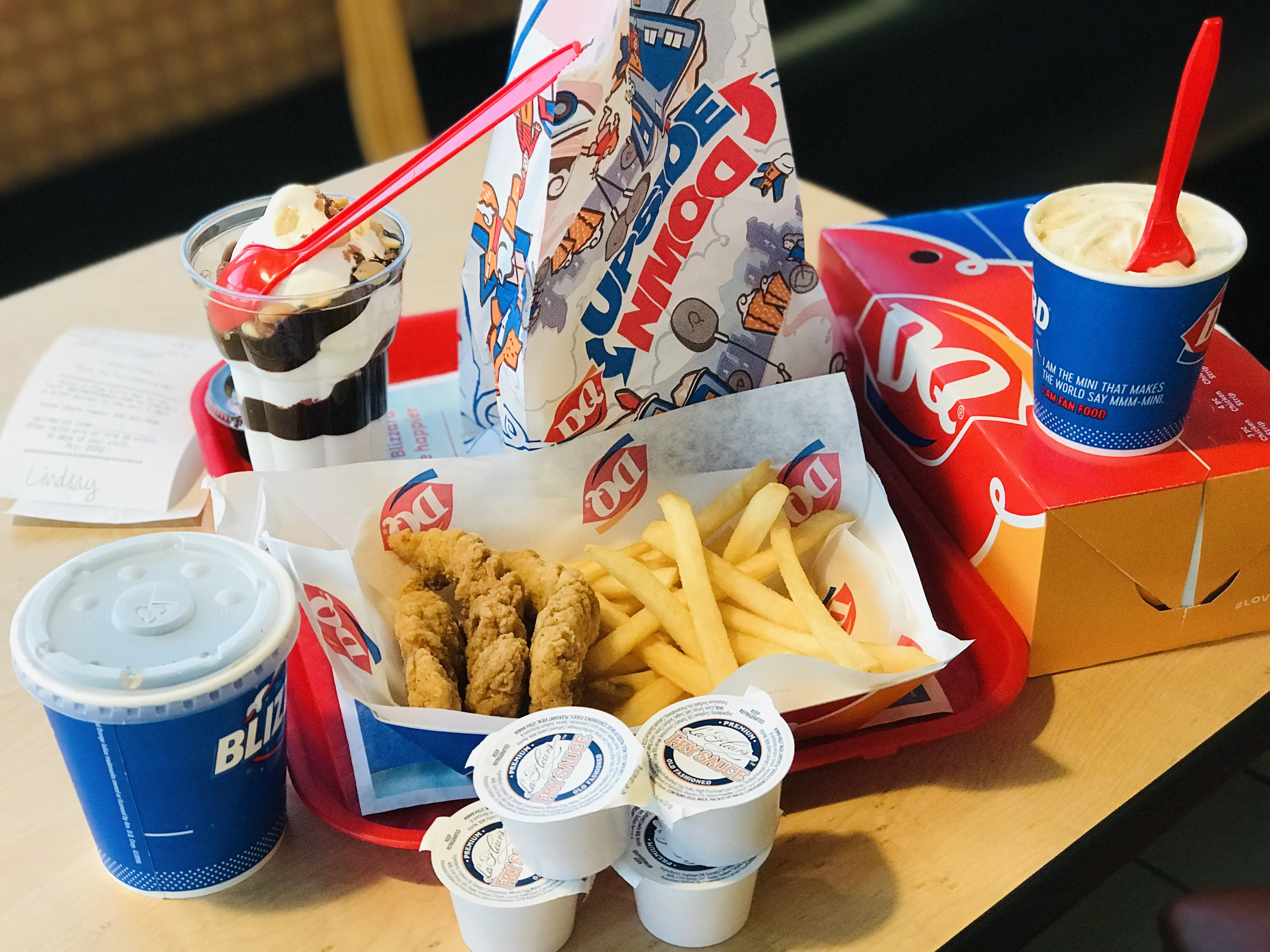 image relating to Dairy Queen Printable Application identified as 17 Dairy Queen Hacks Thus Oneself Can Take in All the Blizzards - The